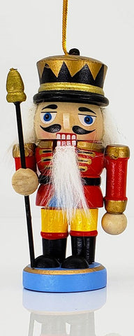 Classic Stubby Nutcracker Ornaments