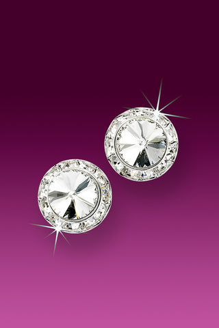 Little Star Crystal Performance Earrings - CL40001CECR