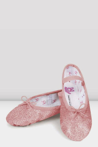 Glitterdust Ballet Shoes - S02255GG