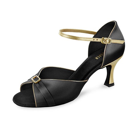 Ladies Lelah Ballroom Shoe - S0833SA