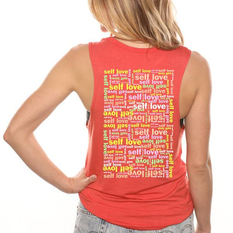Self Love Reverse Tank Top