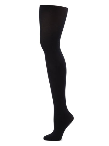 Ultra Soft Footed Plus Sized Tights - 1915