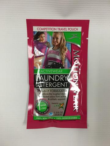Single Use Travel Detergent Pouch - 9117