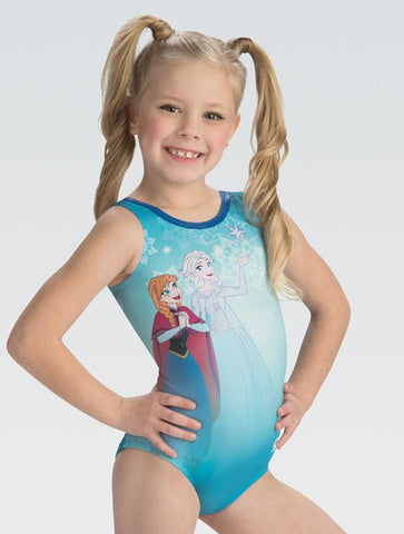 Anna & Elsa Ice Leotard - DSY129
