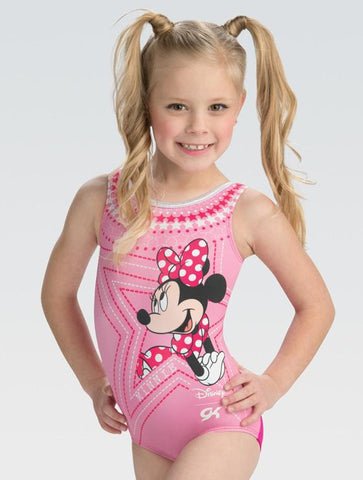 Starring Minnie Mouse Leotard - DSY130
