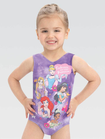 Dream Big Princess Leotard - DSY181