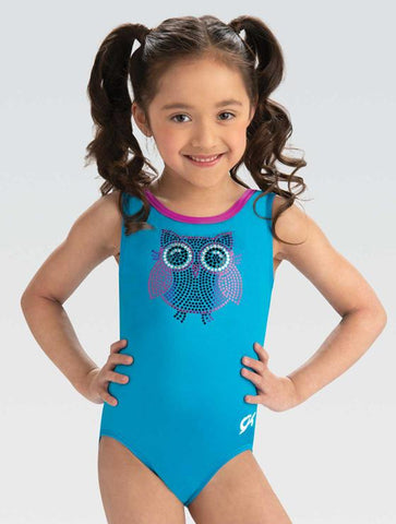 Owl Sparkle Leotard - E3726