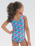 Born Sparkly Trolls Leotard - E3837