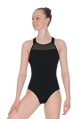 Lace Racerback Leotard - 11505W
