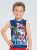 Avengers Power Boost Compression Shirt - MV031