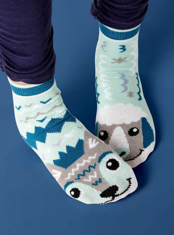 Wolf & Sheep Socks