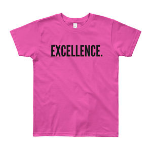 EXCELLENCE. Youth Tee