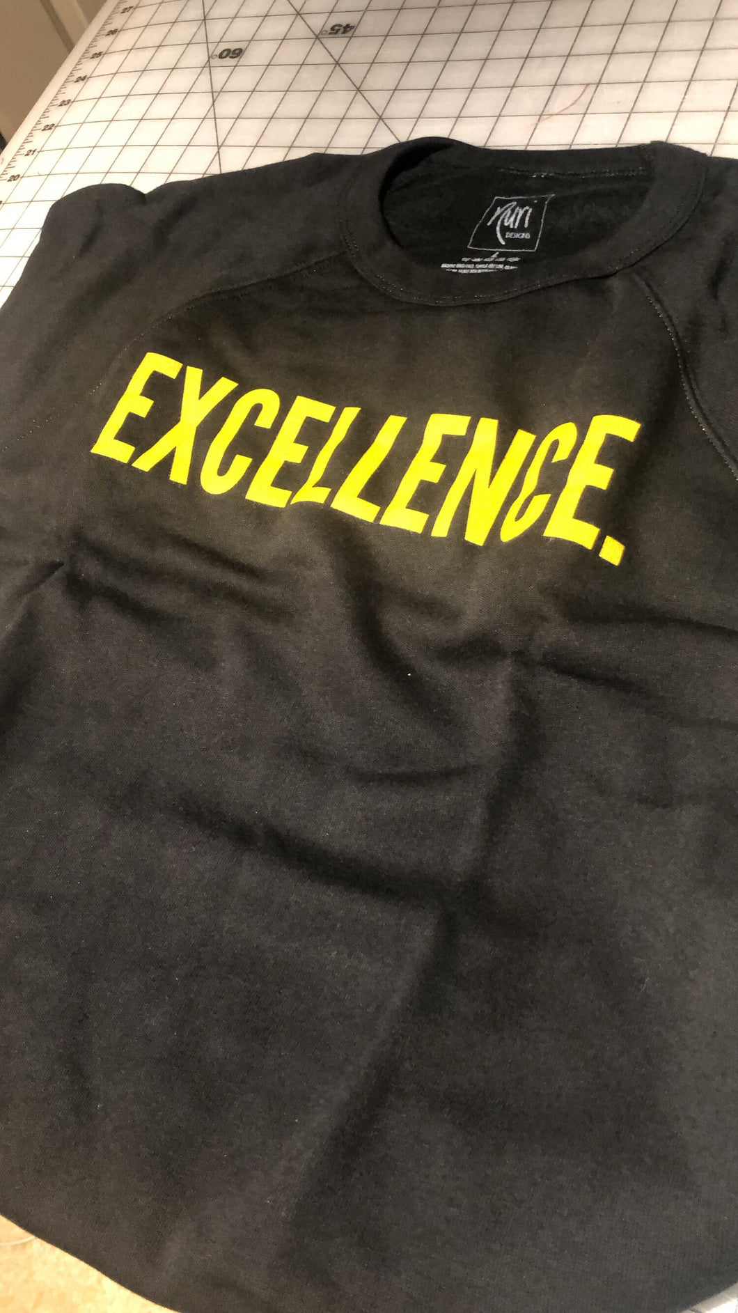 EXCELLENCE. Sweatshirt (LIMITED)