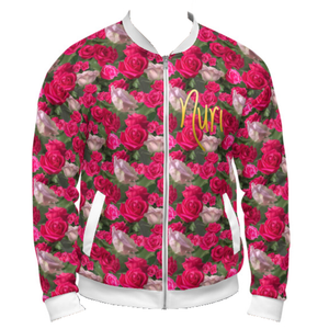Nuri Rose Bomber (All Over)