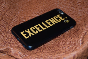 EXCELLENCE. ToughCase - Black/Gold