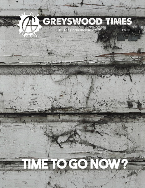 Greyswood Times #3 is now available