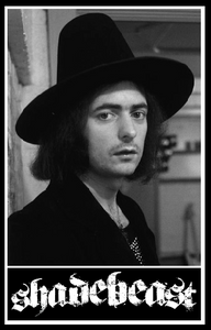 Sticker #40 - Ritchie Blackmore - SILVER SERIES, 3-pack