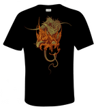 "Artists Series: Pig Hands ""Rotten Seed"" Tee, black"