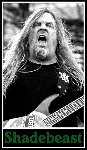 #28 - Jeff Hanneman (Slayer), 6-pack