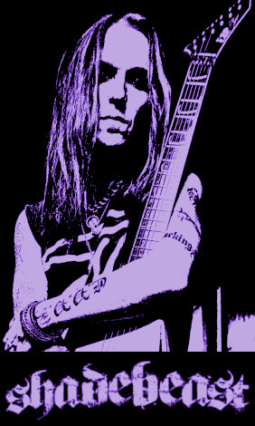 #62 Alexi Laiho (Children of Bodom), 6-pack