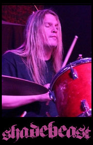 #45 - Reed Mullin (Corrosion of Conformity), 6-pack