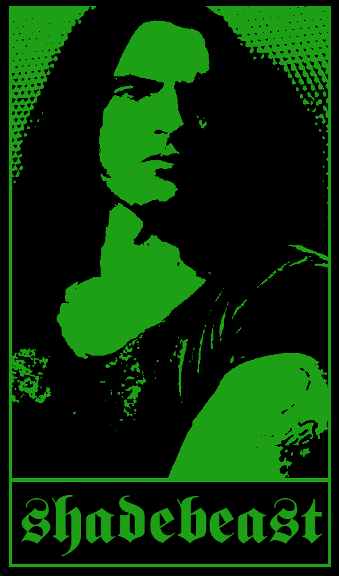#19 - Peter Steele (Carnivore, Type-O Negative), 6-pack