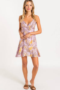 Tropical Mini Dress