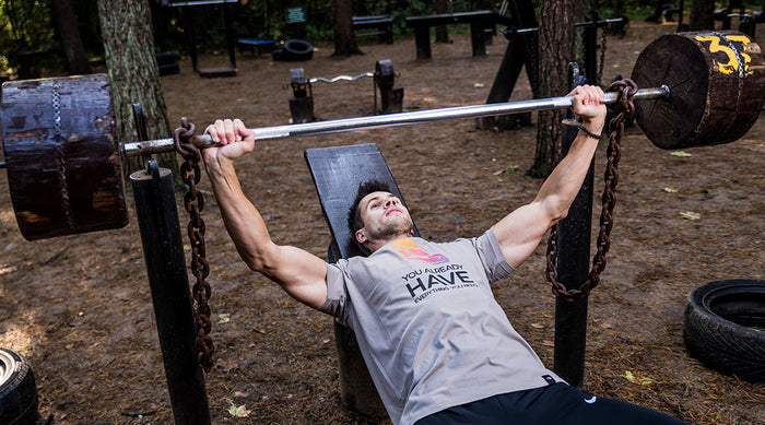 The Best Bench Press Alternatives You Need to Be Training