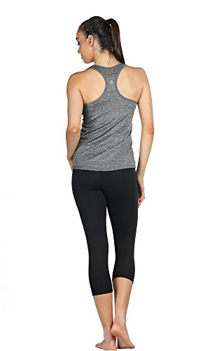 Racerback Tank Tops - 3 Piece - Exercise Earth