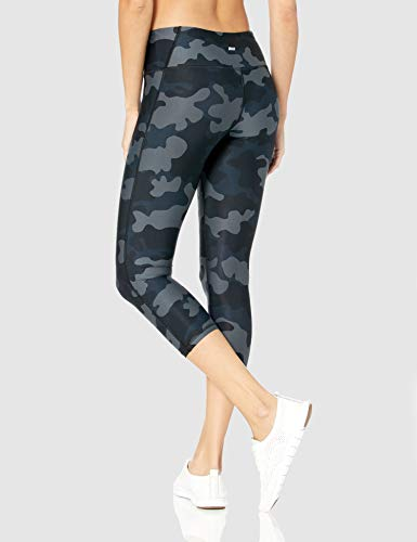 Camo Yoga Pants - Exercise Earth