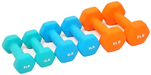 Dumbbell Set with Stand - Exercise Earth