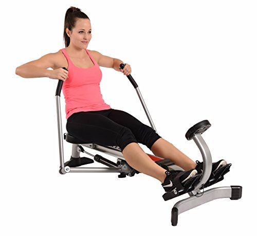Rowing Machine - Exercise Earth