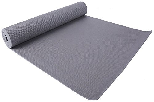 Yoga Non-Slip Exercise Mat with Carrying Strap - Exercise Earth