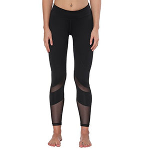 Black Flex Yoga Capris - Exercise Earth