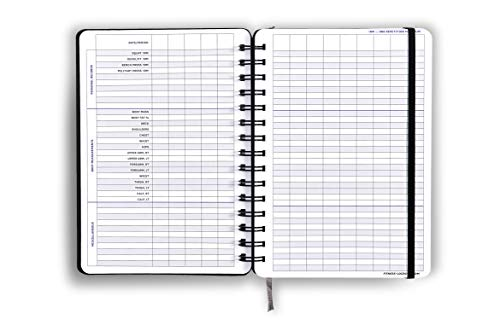 Fitness Logbook - Exercise Earth