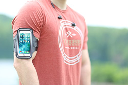 Water Resistant Cell Phone Armband - Exercise Earth