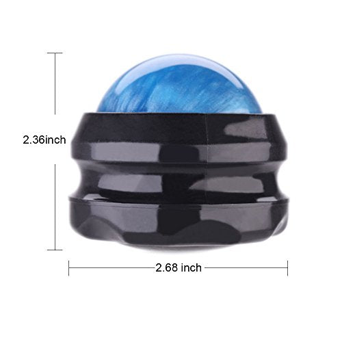 Rolling Massage Ball - Exercise Earth