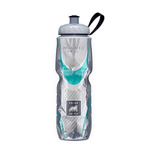 Insulated Water Bottle - Exercise Earth