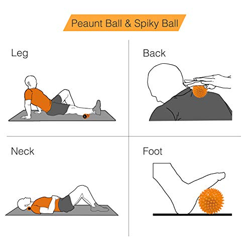 Massage Ball Set - Exercise Earth