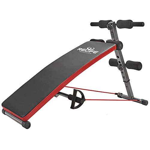 Adjustable Sit Up Bench - Exercise Earth