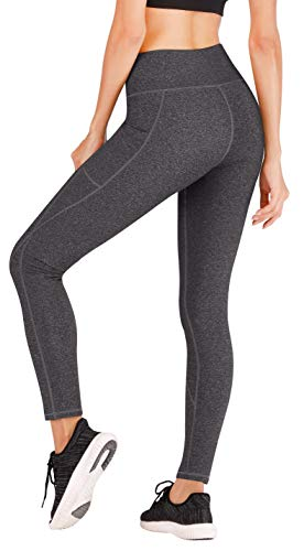 High Waisted Legging with Side Pocket - Exercise Earth