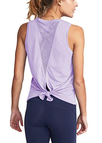 Mesh Workout Tank Top - Exercise Earth