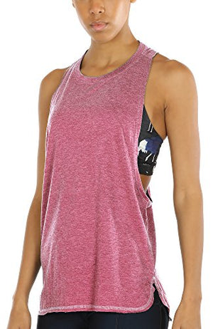 Yoga Racerback Tank Tops - Exercise Earth
