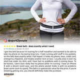 Running Waist Belt - Exercise Earth