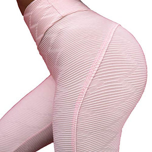 High Waist Push Up Yoga Pants - Exercise Earth