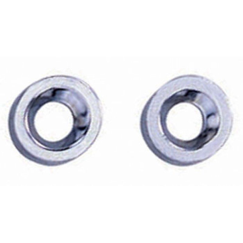 "End Chrome Washer - 5/8"" - Exercise Earth"