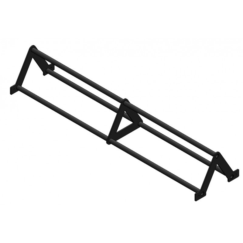 Dirty South Bar - 3 Sided Pull Up - 32Mm Handle Od /6 ' - Exercise Earth