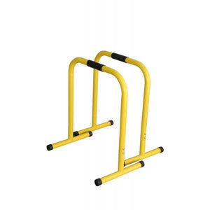 Parallete Bars - Yellow Equalizer - Exercise Earth