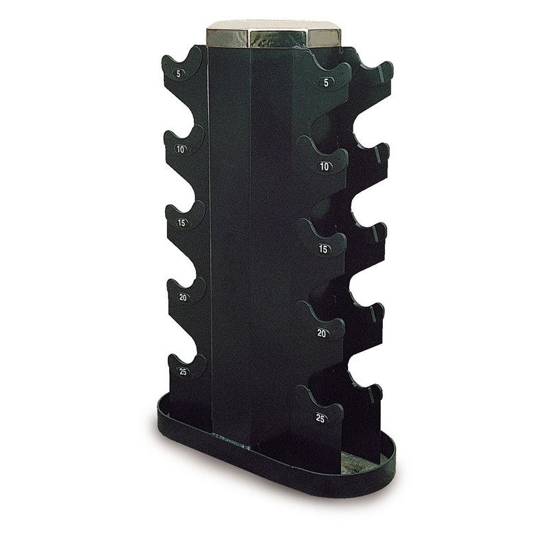 Dumbbell Rack For Rubber Hex - Exercise Earth