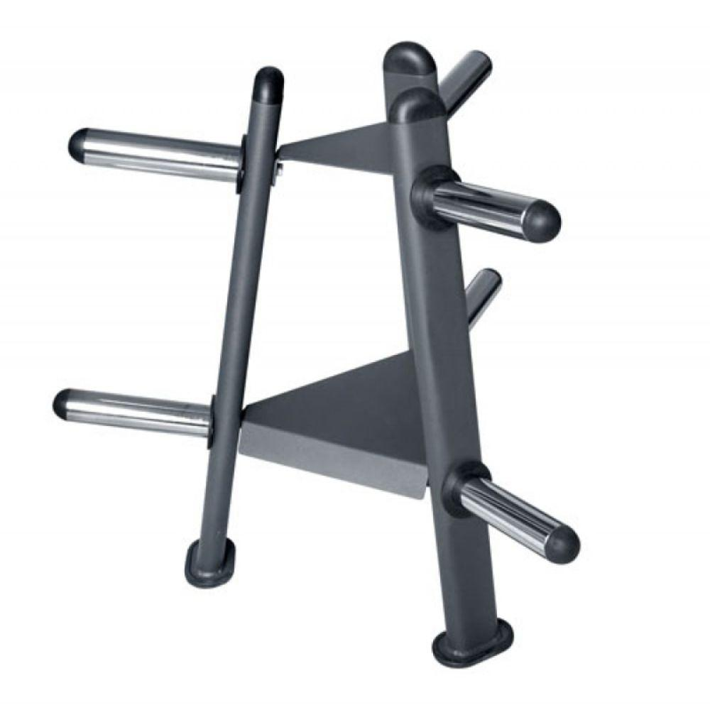 Olympic Plate Rack 3 Sided - Exercise Earth